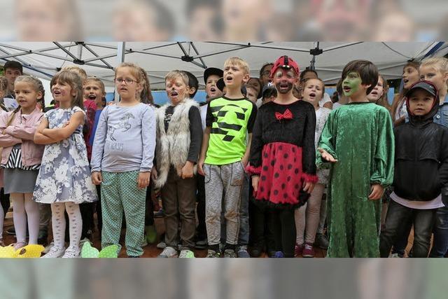 Stadtteilfest in der Stegermatt