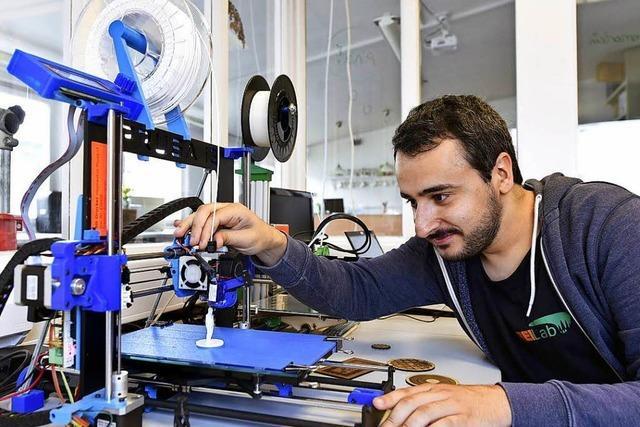In Freiburgs offenen Werkstätten kann man selbst Sachen bauen und reparieren
