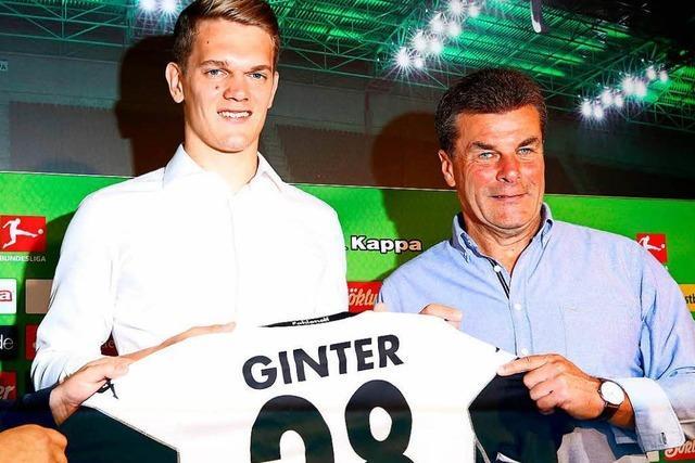 Vom Ginter-Wechsel profitiert auch der SC Freiburg