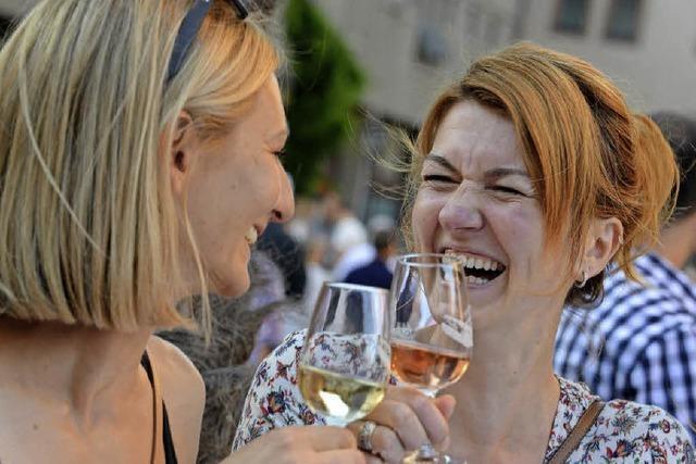 Freiburger Weinfest 2017