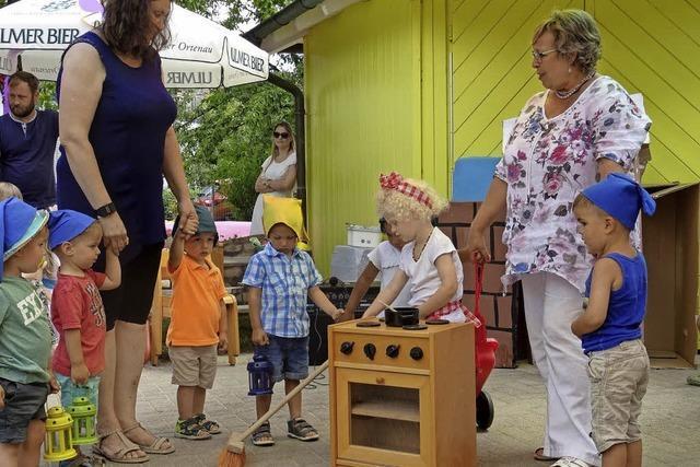 Märchenhaftes Sommerfest