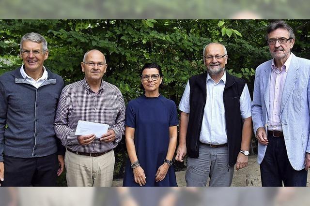 Spende der Stiftung Bürger für Lahr