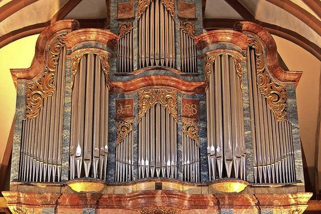 Die Nacht der Orgelpfeifen