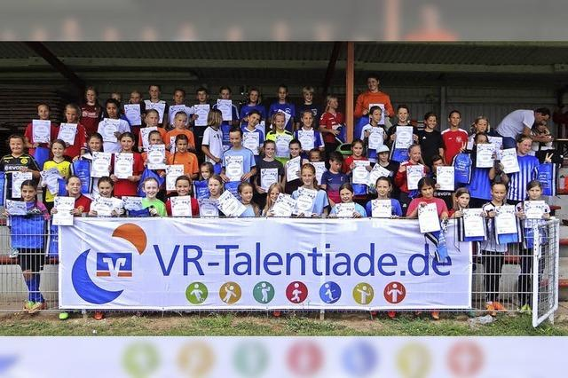 Chance für Fußballtalente