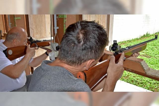Schützen feiern zwei Tage