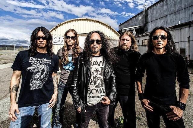 Drei Headliner für Badens Metal-Maniacs
