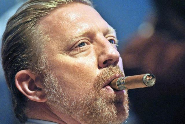 Boris Becker soll 36,5 Millionen Euro zahlen