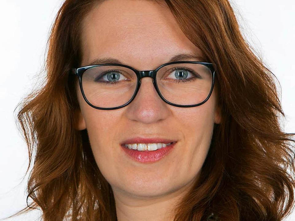 Patricia Pfefferle  | Foto: Heini Schwyn