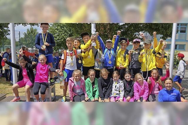 Platz 1 für die Grundschule Herbolzheim