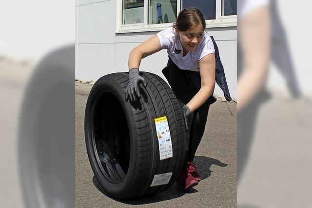An die Reifen, fertig – los!