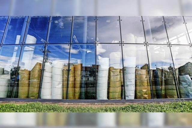 Michael Beutlers monumentale Installation