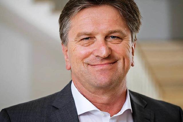 Landesminister Manfred Lucha kommt nach Bad Säckingen
