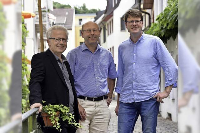 Nach rund zwanzig Jahren Vorabeit startet am Samstag der Wochenmarkt in Haslach wieder