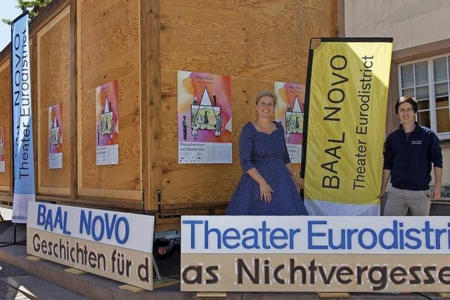Baal Novo präsentiert Theaterstück