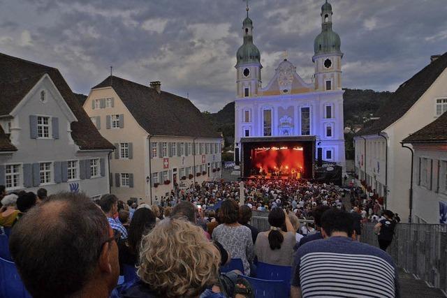 Markus Muffler legt Wert auf die Musik als Mittelpunkt des Stimmen-Festivals in Lörrach