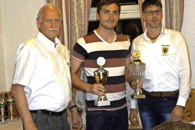 Brysacher Gaukler gewinnen die Stadtmeisterschaft