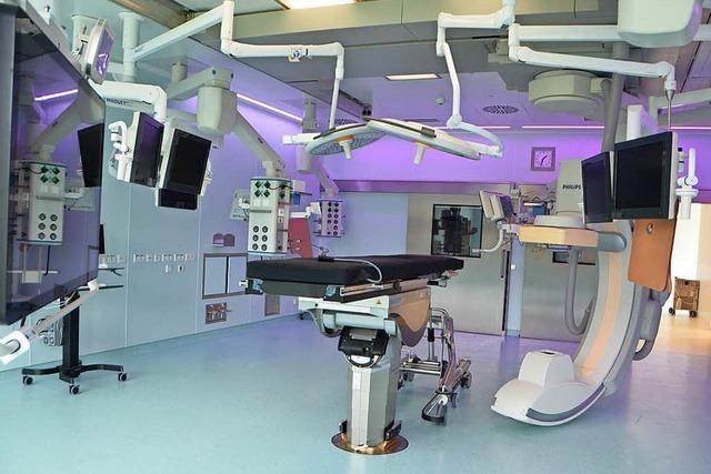 Uniklinik will Bad Krozinger Herzzentrum übernehmen