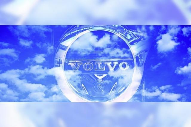 Volvo fährt bald elektrisch