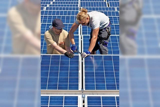 Wer seine Photovoltaikanlage zu spät anmeldet, verliert einen Teil der Einnahmen