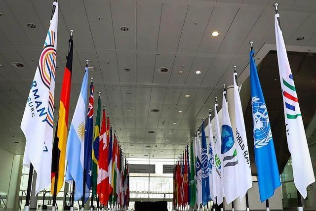 Über welche Themen beim G-20-Gipfel gesprochen wird