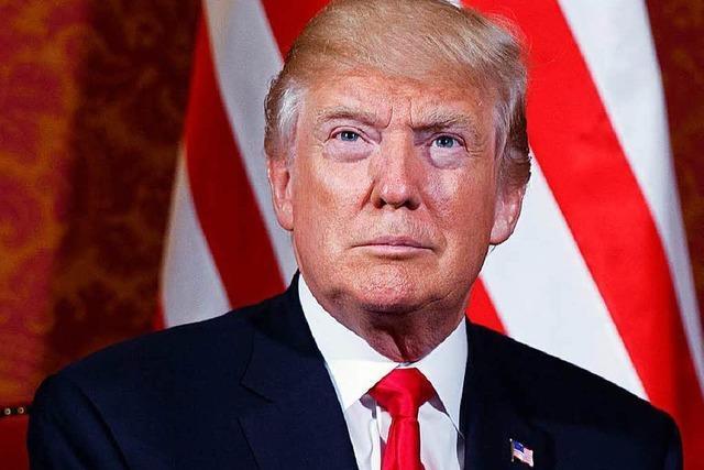 Wie soll man mit Donald Trump beim G-20-Gipfel umgehen?