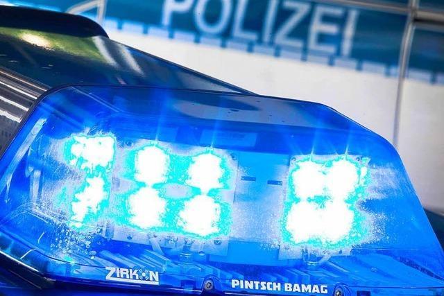 Unfallflucht in Lörracher Wallbrunnstraße – 9-jähriges Mädchen verletzt