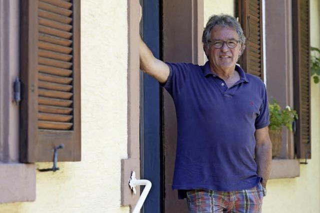 Christoph Wagenbrenner war 36 Jahre im Vollrath-Hermisson-Haus