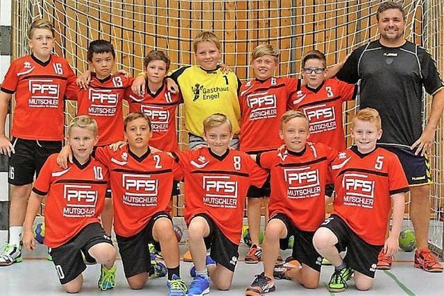 Aufstieg der jungen Handballer nach Relegation