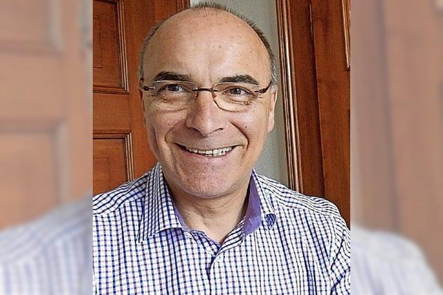 Was wird nun aus dem Großbauvorhaben im Städtle? - BZ-Interview mit Roland Tibi