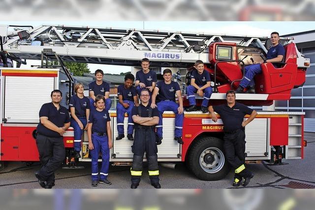 Ohne die Jugend keine Feuerwehr