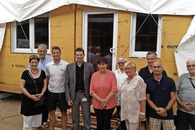CDU macht sich Bild von Flüchtlingswohnungen