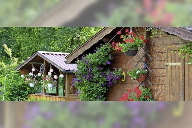 Gartenfreunde feiern 60-jähriges Bestehen