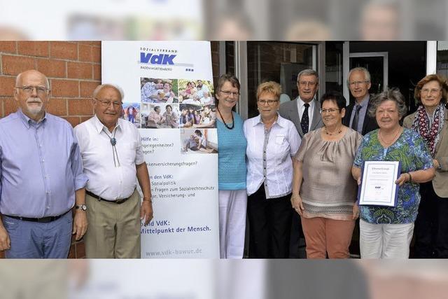 VdK tritt für stabile Renten und Mindesteinkommen ein