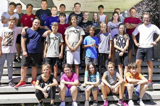 Aus Schülern im Landkreis Lörrach werden Sportmentoren