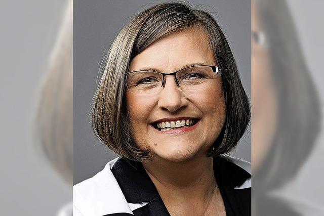 Karin Binder tritt für die Linke an