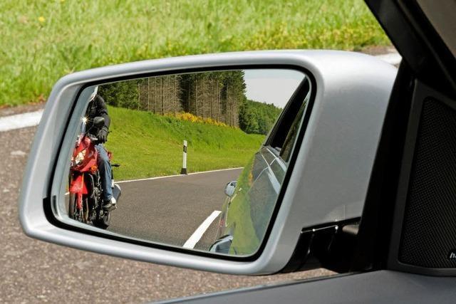 Schutzengel im Auto