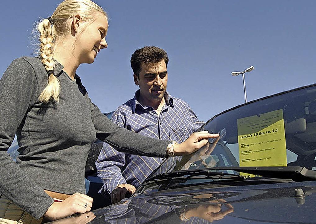 Augen auf beim Gebrauchtwagenkauf   | Foto: ADAC