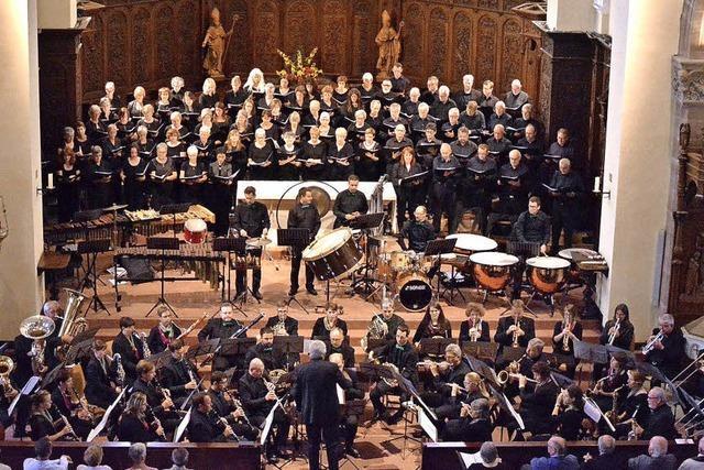 Dirigenten Ulrich Winzer zum zum Projekt