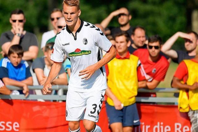 SC Freiburg besiegt FV Lörrach-Brombach mit 8:0