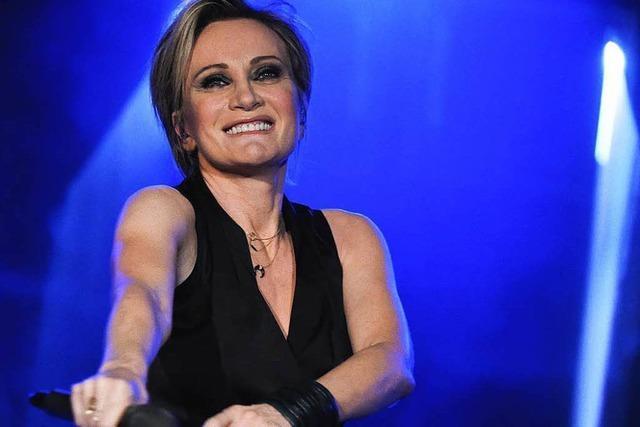 Hört her, das bin ich: Patricia Kaas rockt in Freiburg