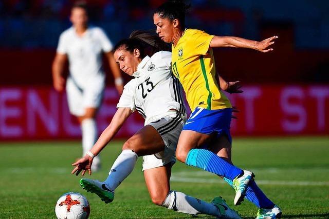 Fünf Freiburgerinnen im Nationalteam der Frauen