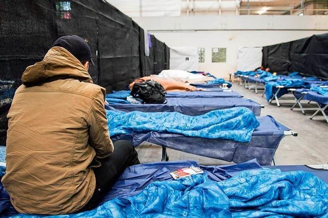 Wie werden Flüchtlinge verteilt?
