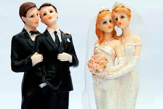 Bundesrat billigt Ehe für alle