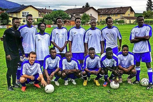 Das Ende von Team Afrika soll ein neuer Anfang sein