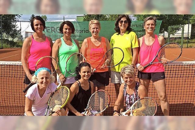 Damenteam steigt auf