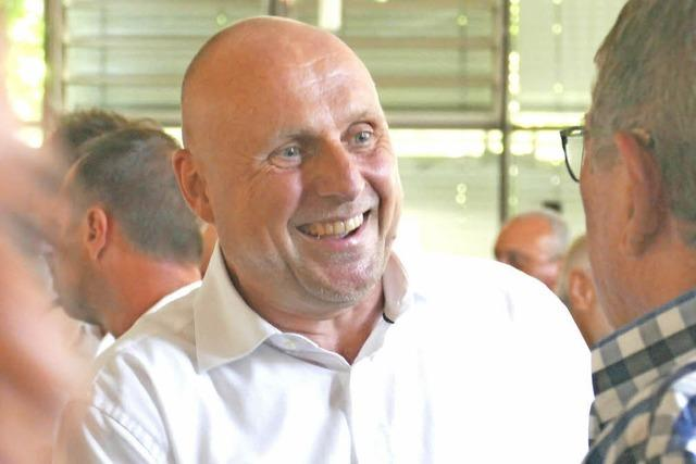 Stefan Schlatterer feiert 50. Geburtstag