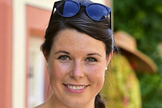 Die neue Badische Weinkönigin wohnt im Stühlinger