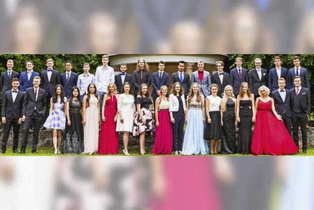 32 Birklehof-Absolventen haben ihr Abitur in der Tasche