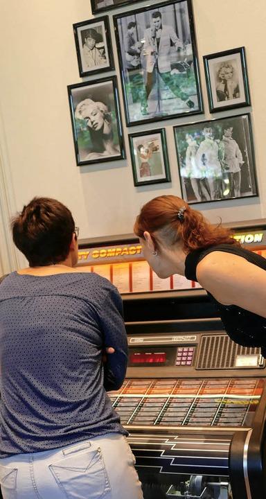 Die Musikbox    Foto: Susanne Müller