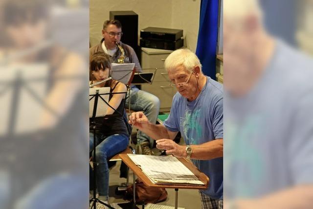 Vollblutmusiker am Dirigentenpult